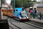Drayton Manor and Thomas Land - Birmingham Children's Hospital charity weekend 2010