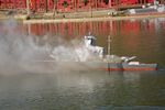 Naval Warfare at Peasholm Park in Scarborough
