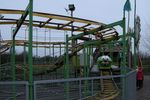 Caterpillar roller coaster at twinlakes