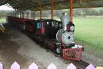 Train at Twinlakes