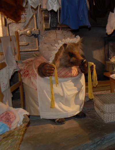 The World of Beatrix Potter Attraction - Mrs Tiggywinkle
