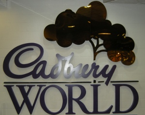 Cadbury World, Bournville, Birmingham