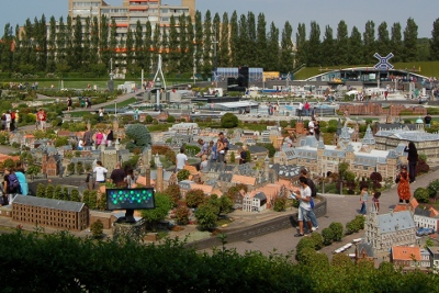 Madurodam - Miniature city in Holland