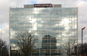 Travel Inn Premier, Wembley Park, London, England