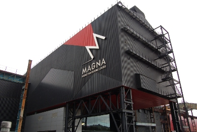 Magna Science Museum / Science and Technology Centre Sheffield