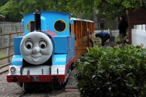 Thomas The Tank Engine at Thomas Land Drayton Manor