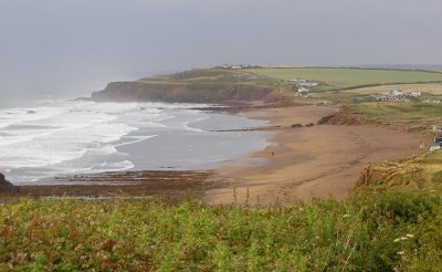 Widemouth Bay, Bude, Cornwall