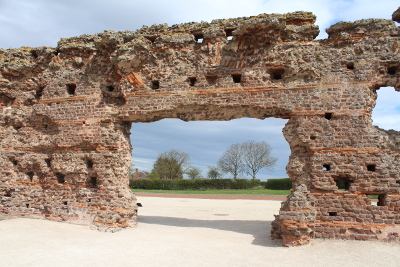 Wroxeter Roman City, English Heritage